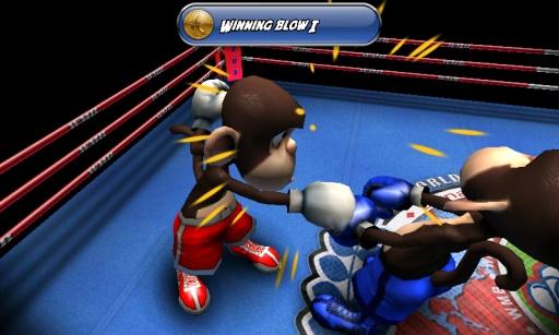 猴子拳击截图2