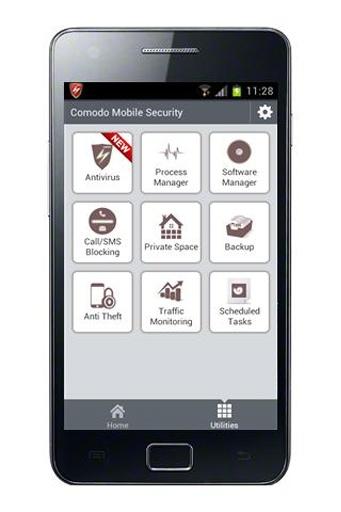 Comodo手机安全截图1