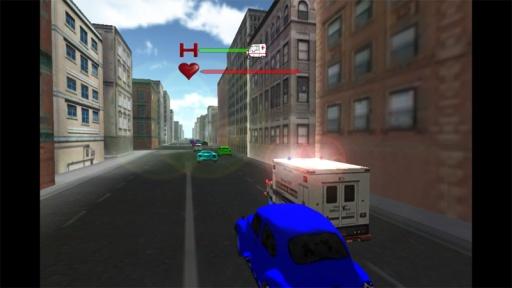 【免費賽車遊戲App】野蛮救护车-APP點子