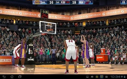 NBA 2K13截图0