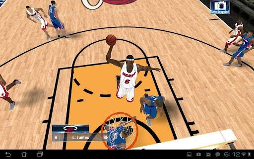 【免費體育競技App】NBA 2K13-APP點子