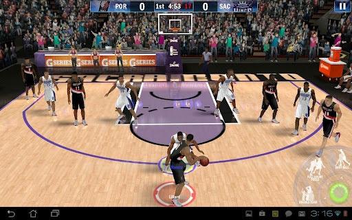 NBA 2K13截图3