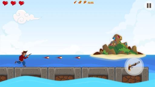 加勒比海盜逃亡2截图2