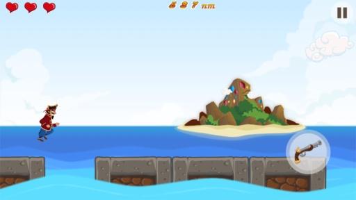 加勒比海盜逃亡2截图3