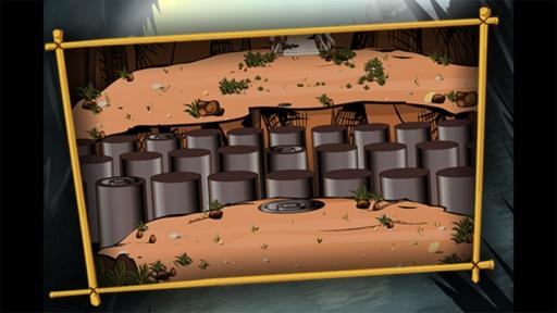 逃离峡谷洞穴截图2