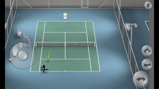 火柴人网球截图4