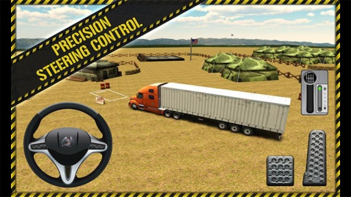 卡车停车3D截图3