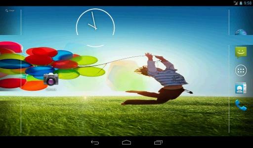 玩免費個人化APP|下載银河S4阳光动态壁纸 app不用錢|硬是要APP