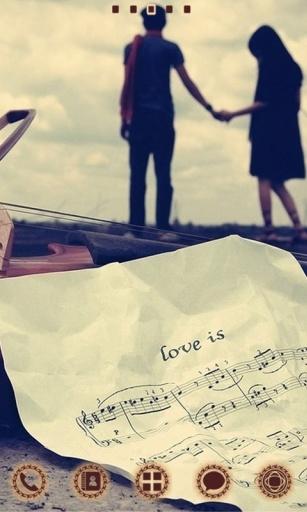 爱是永远的牵绊