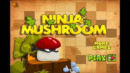 玩免費益智APP|下載蘑菇忍者 app不用錢|硬是要APP