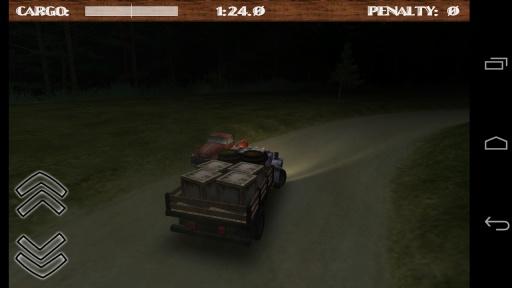 3D泥路货车截图0
