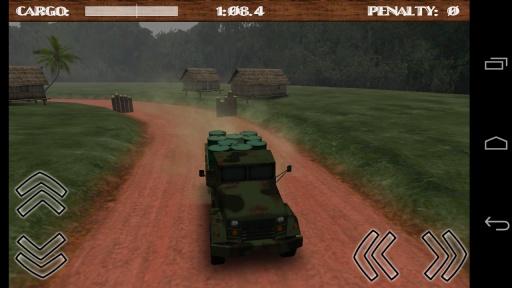 3D泥路货车截图1