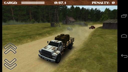 3D泥路货车截图2