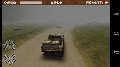 3D泥路货车截图3