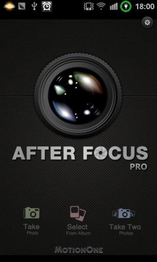 照片对焦处理专业版 AfterFocus Pro 已付费版
