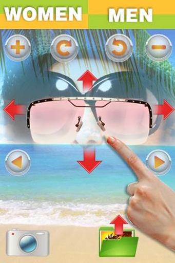 风格:猫眼护目镜,椭圆形