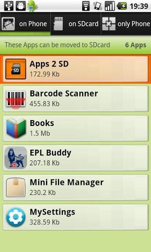 应用转移存储软件截图1