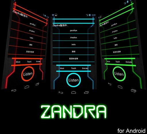 Zandra声控