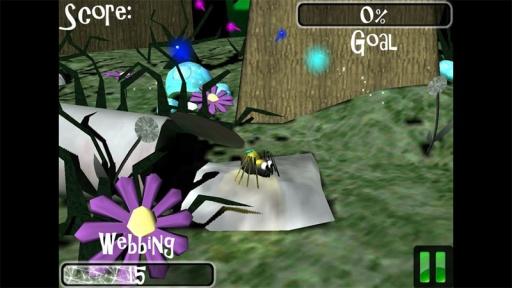 3D蜘蛛世界特别版