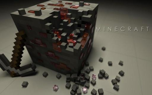 minecraft壁纸 介绍