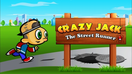 疯狂的杰克 - 街道跑酷