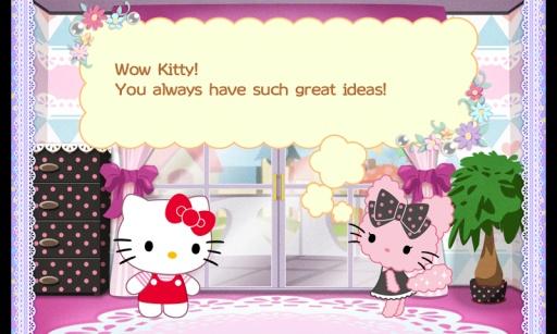 凯蒂猫小镇