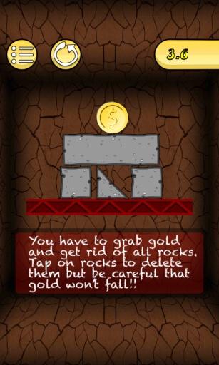 黃金采集截圖3