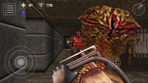 3D阴郁地下城2:鲜血荣耀截图0