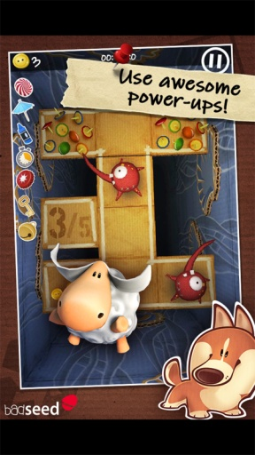 【免費益智App】绵羊跳跃-APP點子