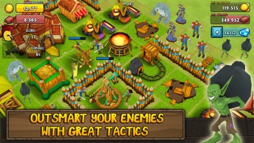 贪婪的荣耀 玩策略App免費 玩APPs