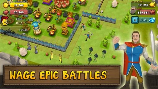 贪婪的荣耀|玩策略App免費|玩APPs
