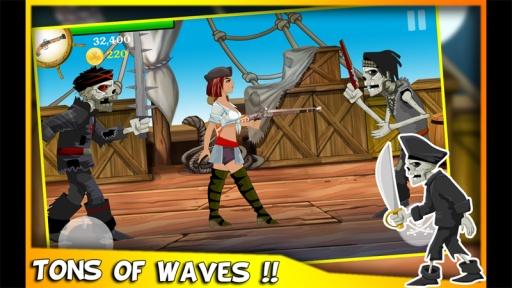 海盗女王截图3