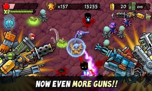 怪兽射击:失落破坏|玩射擊App免費|玩APPs