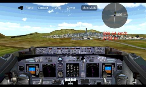 夏威夷波音模拟飞行截图0