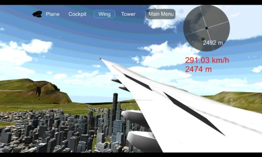 夏威夷波音模拟飞行截图1