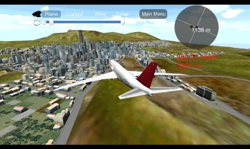 夏威夷波音模拟飞行截图2
