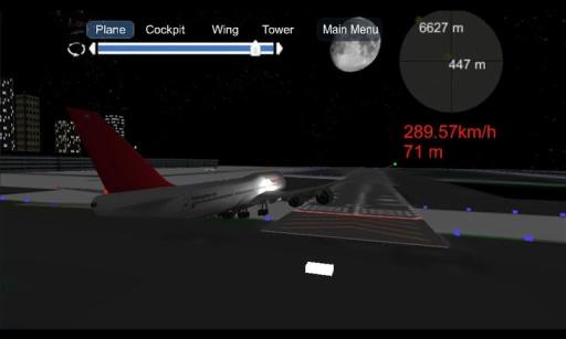夏威夷波音模拟飞行截图3