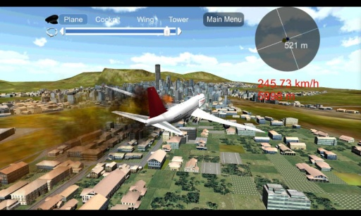 夏威夷波音模拟飞行截图4
