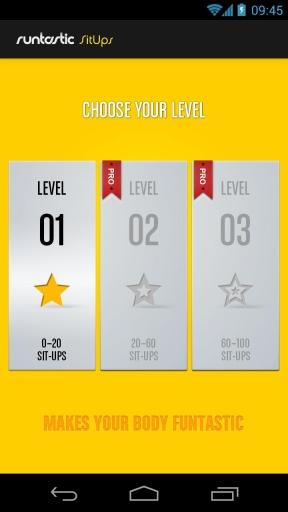 Runtastic仰卧起坐PRO 生活 App-癮科技App