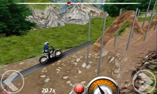 极限摩托试玩版 Trial Xtreme Free截图3