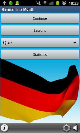 一月学会德语 Free截图0