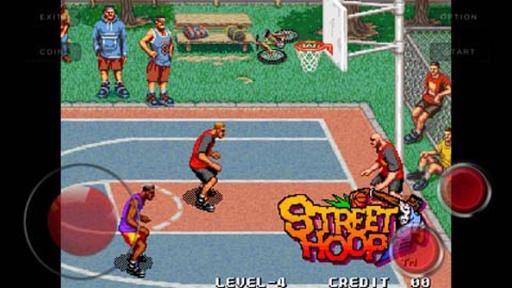 街头篮球街机版免费无限币
