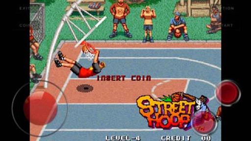 街头篮球街机版免费无限币截图1