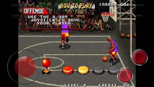 街头篮球街机版免费无限币截图2