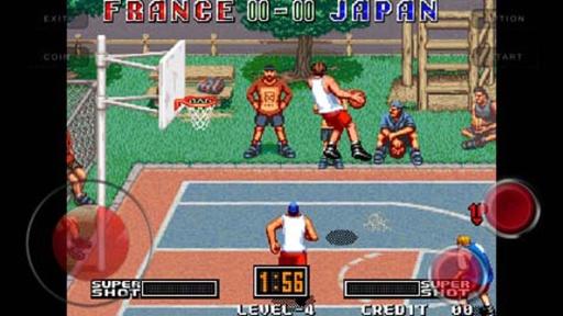 街头篮球街机版免费无限币截图3