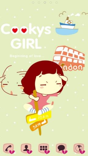 GO主题-开始恋爱
