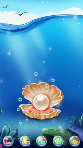 GO主题-海底世界