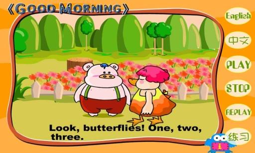 三只小猪英语动画|玩生產應用App免費|玩APPs