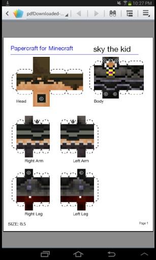 我的世界人物皮肤截图2