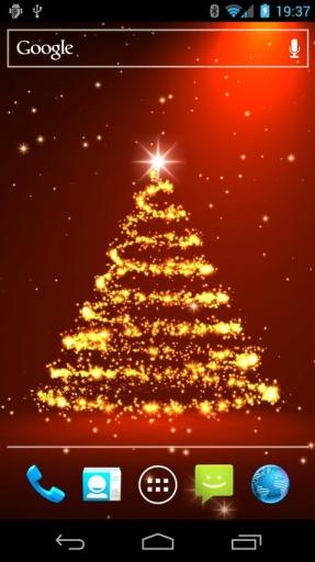 灿烂圣诞动态壁纸